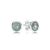 PANDORA June Droplets Earrings