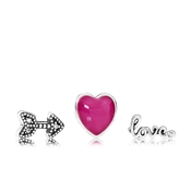 PANDORA Struck by Love Petites