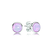 PANDORA October Droplets Earrings