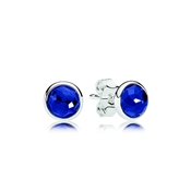 PANDORA September Droplets Earrings