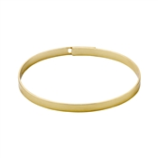 Pilgrim Gold Sophy Bangle