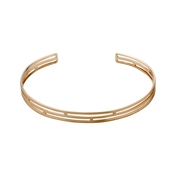 Pilgrim Rose Gold Lianne Bangle