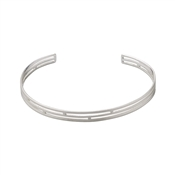Pilgrim Silver Lianne Bangle