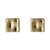 Pilgrim Gold Anabel Stud Earrings