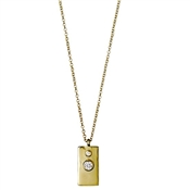Pilgrim Gold Sophy Necklace