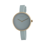Pilgrim Mint Green & Gold Watch
