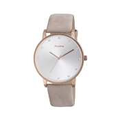 Pilgrim Rose Gold & Grey Watch
