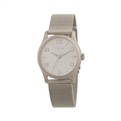 Pilgrim Silver Mesh Watch