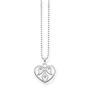 Thomas Sabo Heart Ornamentation Necklace