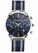 Thomas Sabo Rebel Spirit Blue & Silver Mens Watch