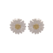 Olivia Burton Gold Daisy Stud Earrings