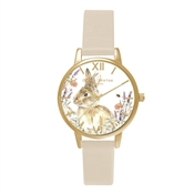Olivia Burton Vegan Friendly Woodland Bunny Watch