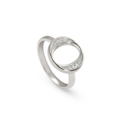 Nomination Silver Unica Circle Ring