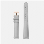 CLUSE Minuit Grey & Rose Gold Strap