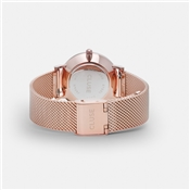 CLUSE Minuit Rose Gold Watch
