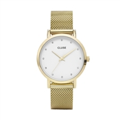 CLUSE Pavane Gold Mesh Watch