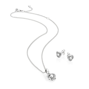 PANDORA Luminous Knot Gift Set