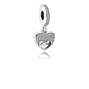 I Love My Mum Charm by Pandora