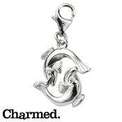 Charmed Pisces Charm