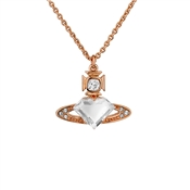 Vivienne Westwood Sinead Rose Gold Necklace