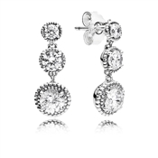 PANDORA Eternal Elegance Drop Earrings