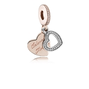 PANDORA Beloved Mother Pendant Charm