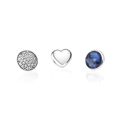 PANDORA September Petites Locket Charm
