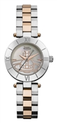 Vivienne Westwood Rose Gold and Silver Westbourne Orb Watch