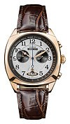 Vivienne Westwood Rose Gold and Burgundy Hampstead Watch