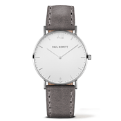 Paul Hewitt Sailor Line Grey & Silver Watch