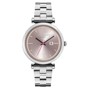 Ted Baker Ladies Ava Silver Stainless Steel Watch