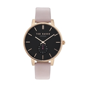 Ted Baker Olivia Black & Pink Watch