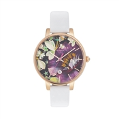 Ted Baker White Entangled Enchantment Kate Watch