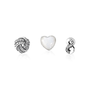 PANDORA Infinite Love Petites Locket Charm