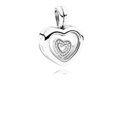 PANDORA Heart Locket Pendant