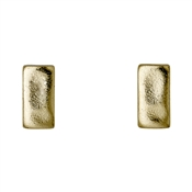 Pilgrim Lavina Gold Stud Earrings