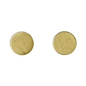 Pilgrim Mell Gold Stud Earrings