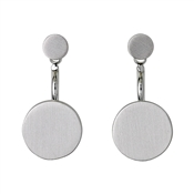 Pilgrim Mell Silver Earrings