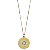 Pilgrim Aleja Gold Necklace