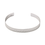 Pilgrim Lavina Silver Bangle