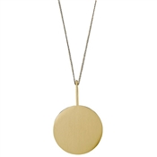 Pilgrim Mell Gold Necklace