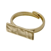 Pilgrim Gold Lavina Ring
