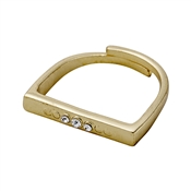 Pilgrim Rosa Gold Ring