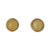 Pilgrim Kornelia Rose Gold Stud Earrings