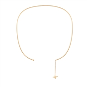 Olivia Burton 3D Bee and Ball Gold Choker