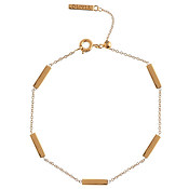 Olivia Burton Bar Chain Gold Bracelet