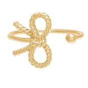 Olivia Burton Vintage Bow Gold Ring