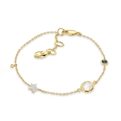 Missoma Gold Interstellar Bracelet