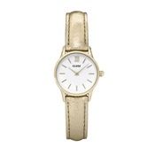 CLUSE La Vedette Gold Metallic Watch