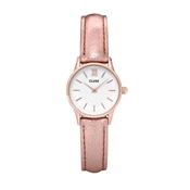 CLUSE La Vedette Rose Gold Metallic Watch
